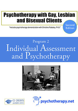 Individual Assessment and Psychotherapy - With Ron Scott