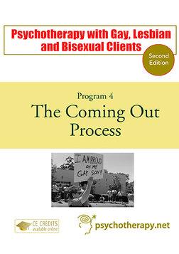The Coming Out Process - With Ron Scott