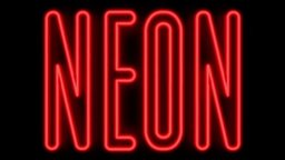 Neon - The History of the Neon Sign